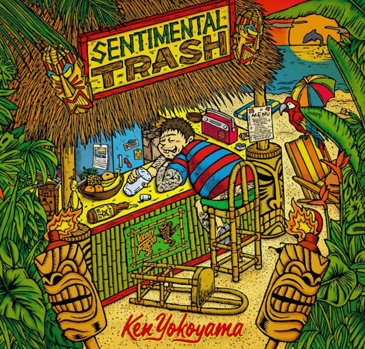Ken Yokoyama Sentimental Trash Tour